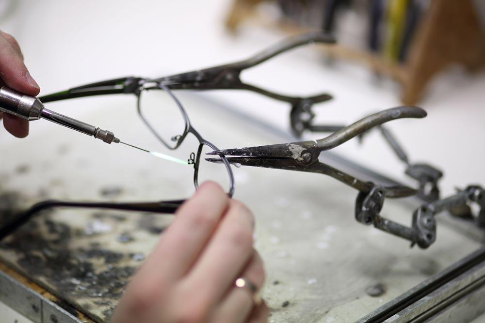 muss optiker brille zurücknehmen
